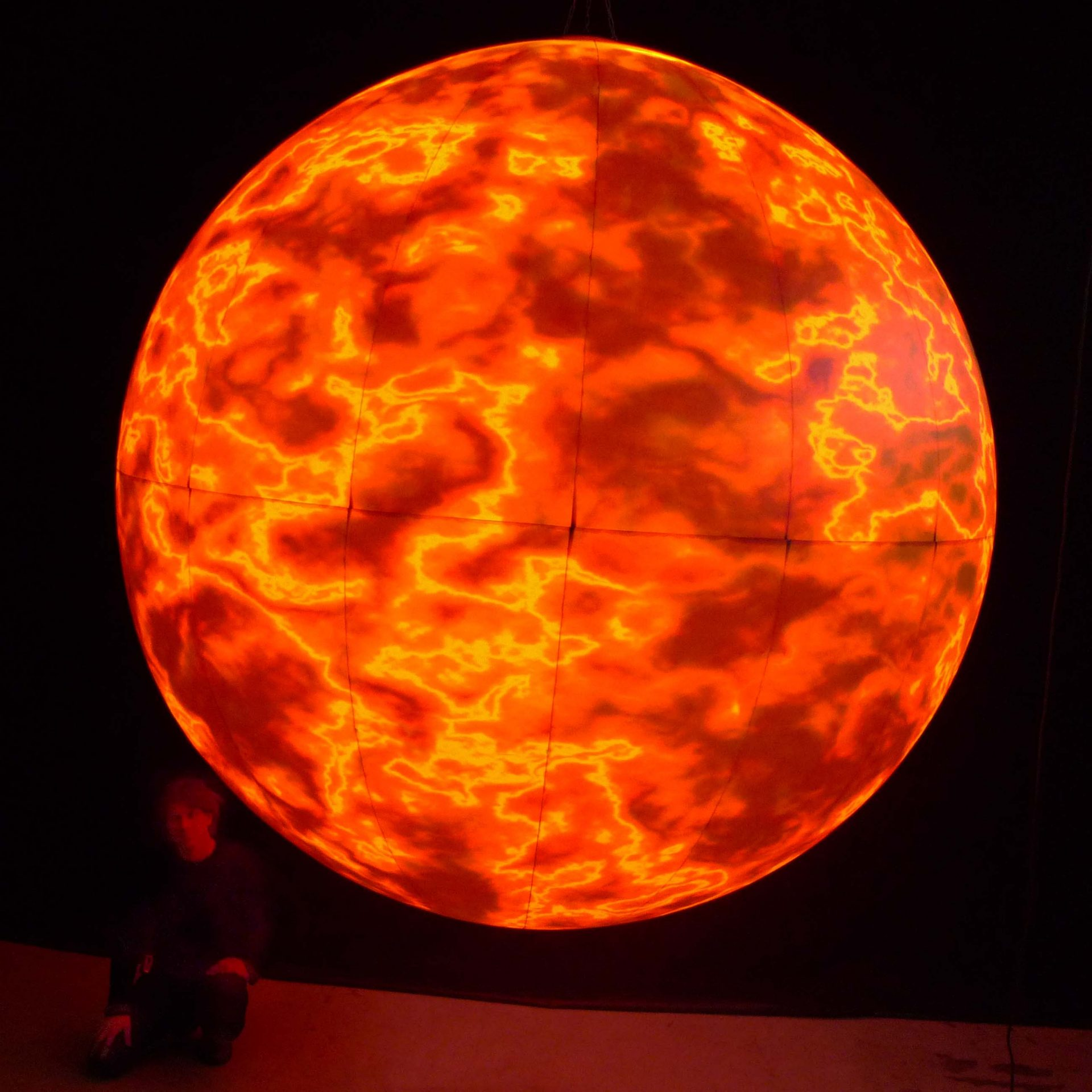 3m lavaball backlit