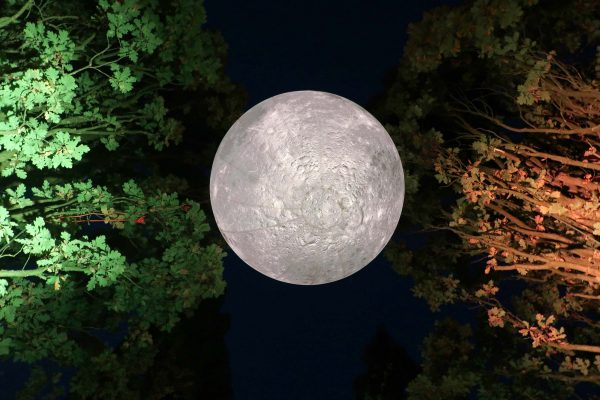 Moon 200 cm