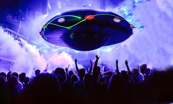 4m inflatable UFO